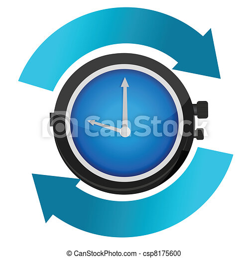 time constant movement concept - csp8175600