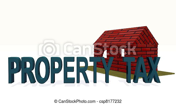 property tax - csp8177232