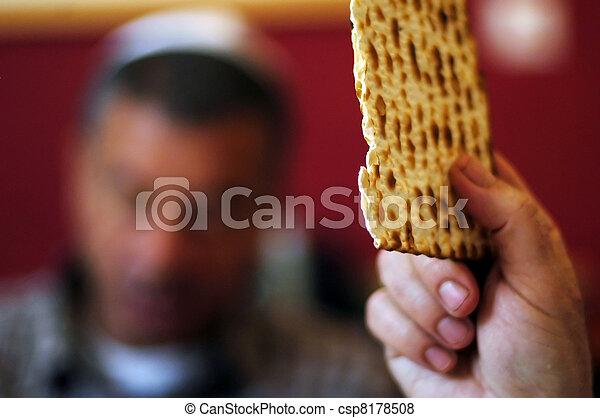 Passover Dinner Celebrations - csp8178508