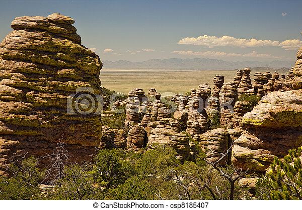 Chiricahua National Monument - csp8185407