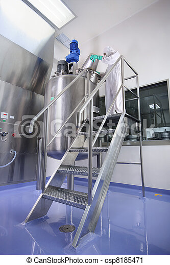 PHARMACEUTICAL MANUFACTURING - csp8185471