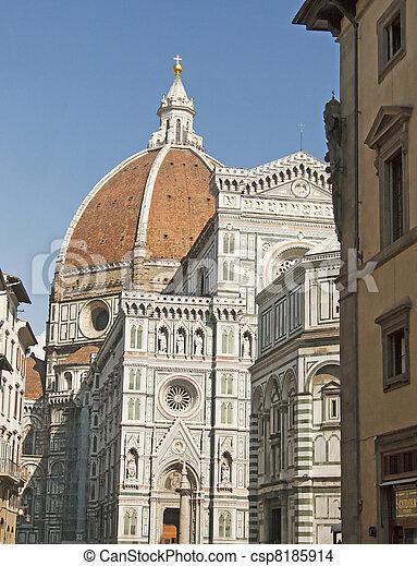 Duomo di Firenze - csp8185914