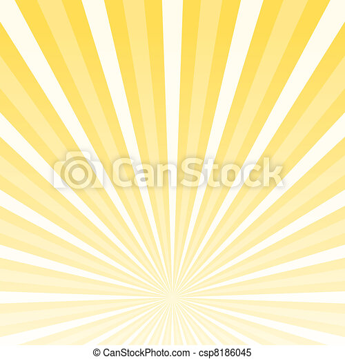 Shining Background Horizon - csp8186045