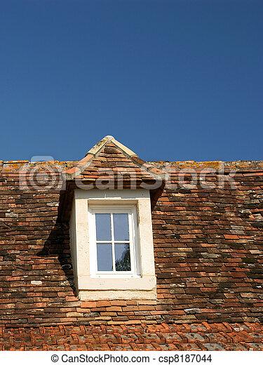 Fenetre toit ciel
