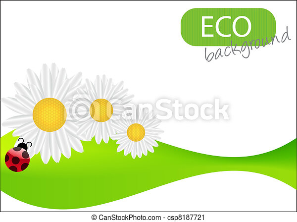 Abstract nature background - csp8187721