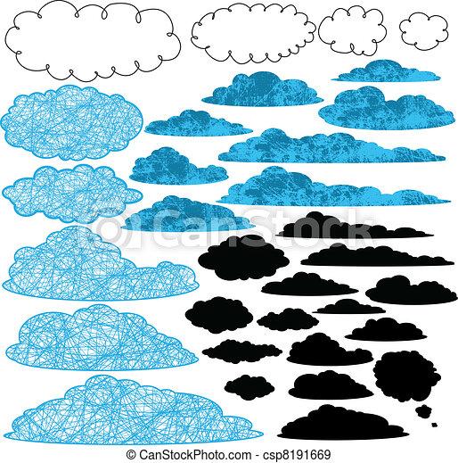 clouds - csp8191669