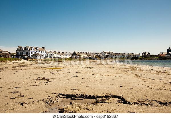 Islay beach - csp8192867