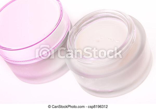 nourishing creams - csp8196312