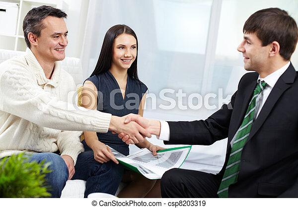 Agreement - csp8203319
