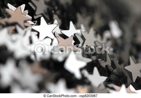 star decoration background