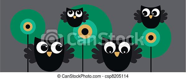 owl header - csp8205114