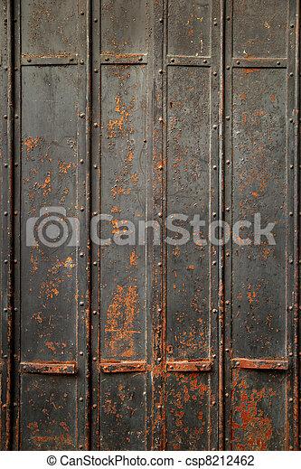 Rusty Metal Door metal door images and stock photos. 100,430 metal door photography