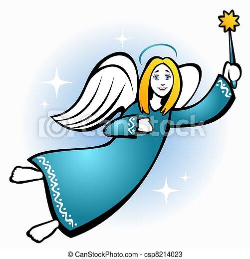Christmas angel Illustrations and Clip Art. 7,234 Christmas angel ...