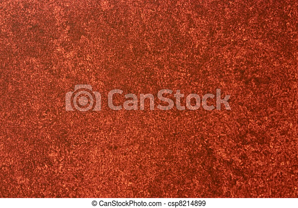Reddish Sponge Painted Background - csp8214899