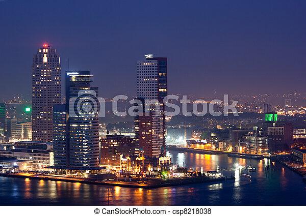 Rotterdam - csp8218038