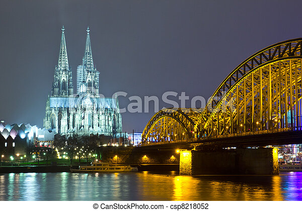 Cologne Germany - csp8218052