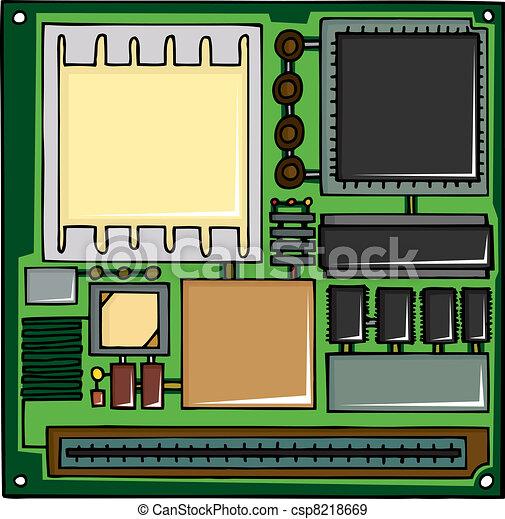 Circuit Board - csp8218669