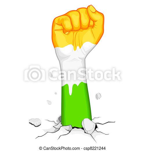 Powerful India - csp8221244