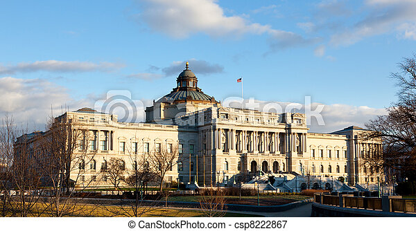 US Library of Congress - csp8222867