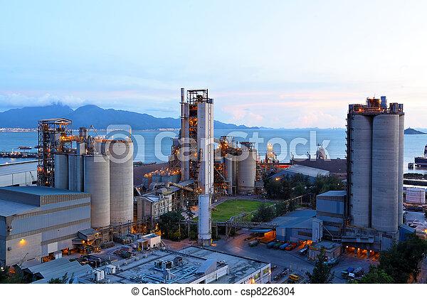 cement factory - csp8226304