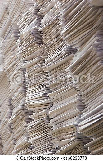 Paper post envelopes