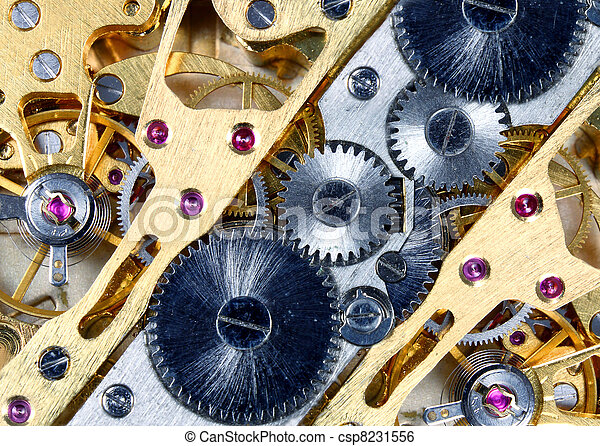 Watch mechanism  - csp8231556
