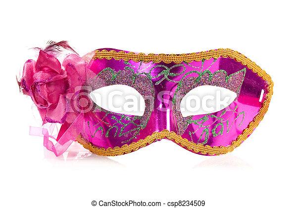 vivid carnival mask - csp8234509