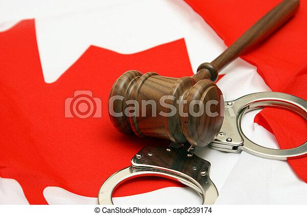 Canadian Jurisdiction - csp8239174