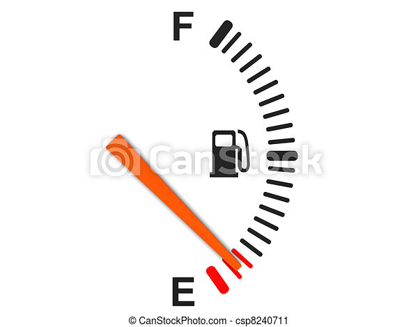 fuel gauge - csp8240711