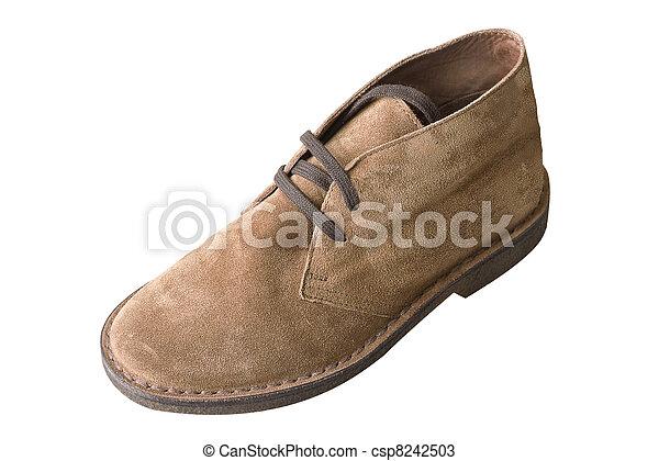 wash-leather shoe - csp8242503