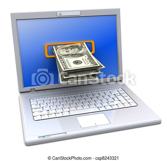 Online Banking Clipart Internet Banking Clipart