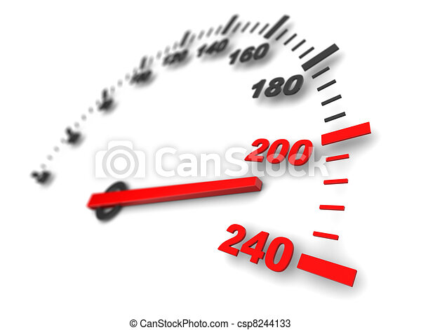speed meter - csp8244133