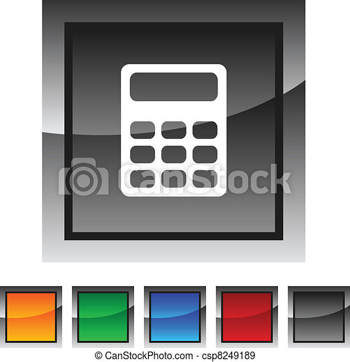 Calculate icons. - csp8249189