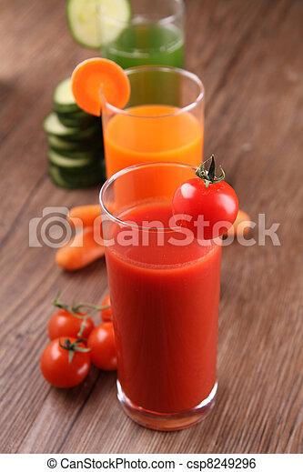 vegetable juice - csp8249296