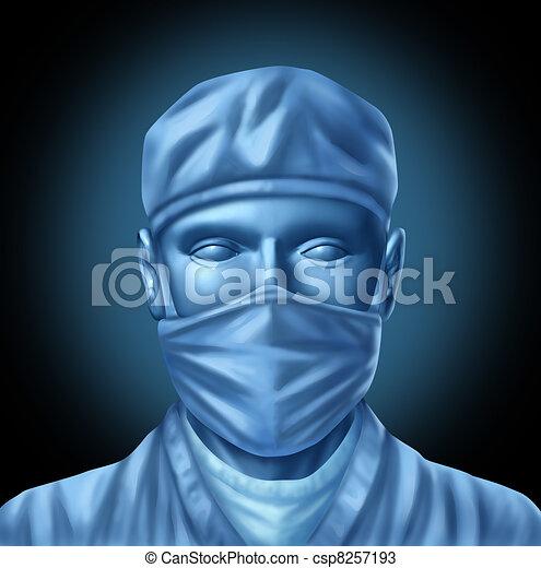Medical Surgeon Doctor - csp8257193