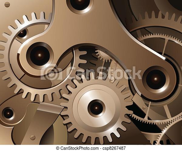 Gears  - csp8267487