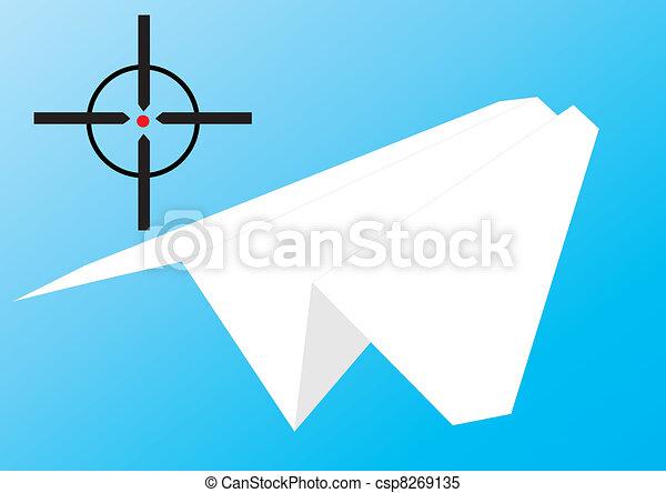 Miniature aircraft - csp8269135