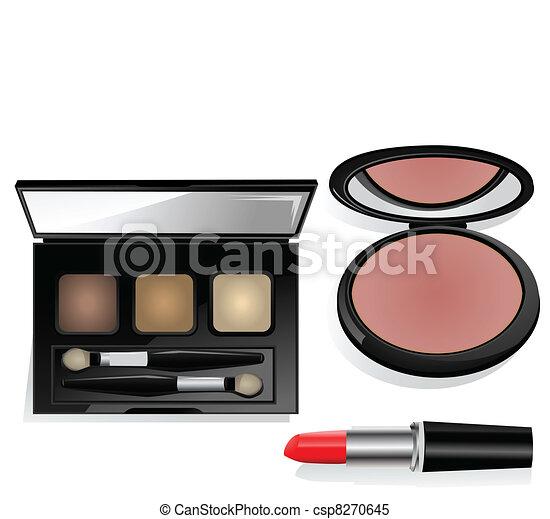 Professional cosmetics - csp8270645