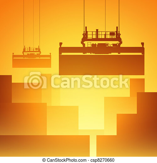 Freight Containers - csp8270660