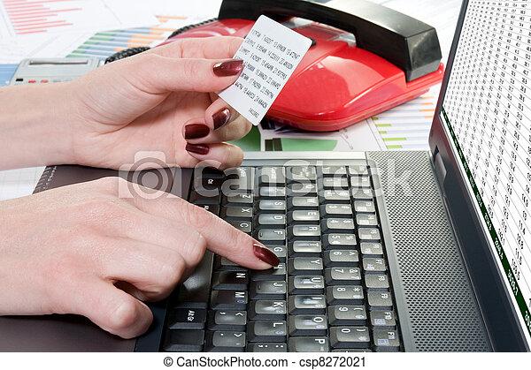 online banking concept - csp8272021