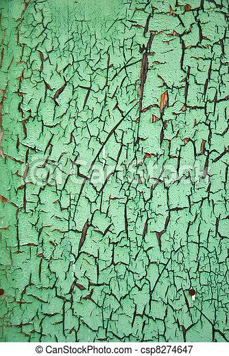 Green Paint - csp8274647