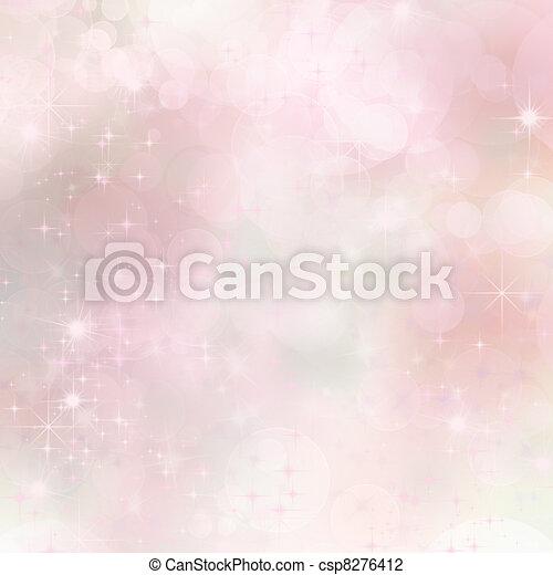 Beautiful Bokeh  - csp8276412