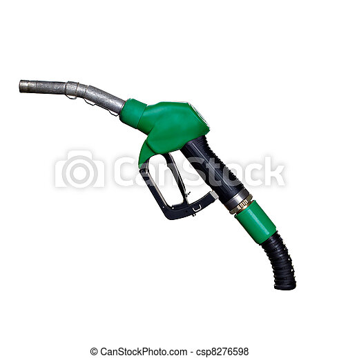 gas station petroleum handle nozzle - csp8276598