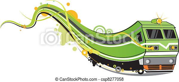 train  - csp8277058