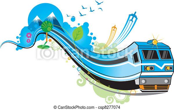 train - csp8277074