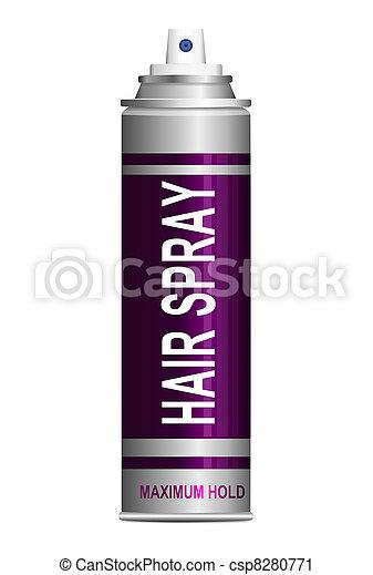hairspray can spraying clipart wwwpixsharkcom images