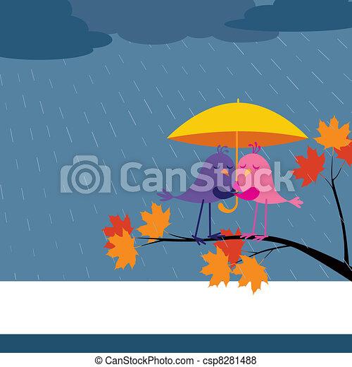 Come Rain or Shine - csp8281488