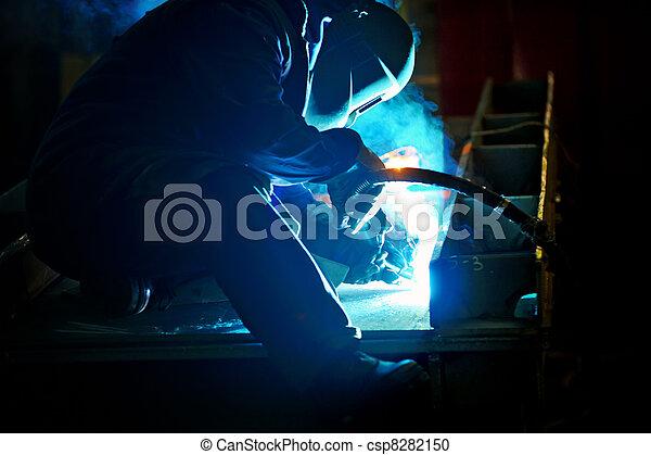 welding with mig-mag method - csp8282150