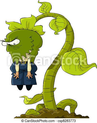 Carnivorous plant - csp8283773