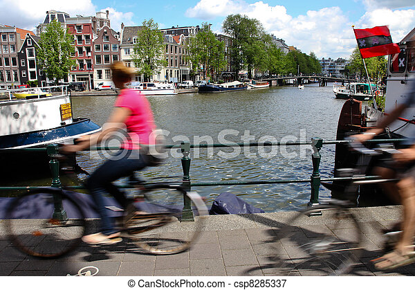 holland, the netherlands, capital of amsterdam